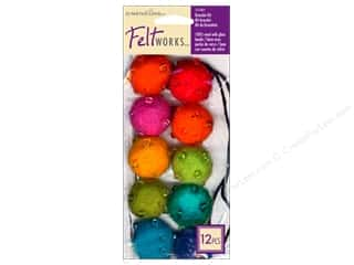 Felting Crafting Kits: Dimensions Feltworks Needle Felting Kits Bead Bracelet Multi