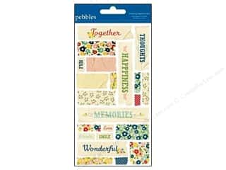 Pebbles Sticker Fresh Goods Masking Tape