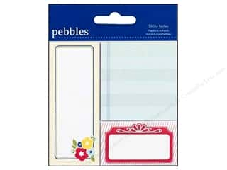 Pebbles Sticker Fresh Goods Sticky Notes