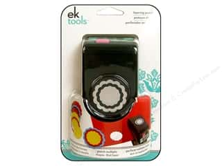 EK Paper Shapers Layering Punch Scallop Circle