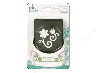 EK Success Clearance Crafts: EK Paper Shapers Garland Punch Spring Tulip