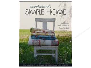 Cico Books Home Decor Books: Stash By C&T Sweetwater's Simple Home Book