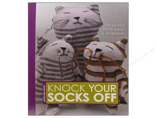 Note Cards: Stash By C&T Knock Your Socks Off Notecards 24pc
