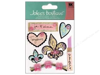 Jolee&#39;s Boutique Stickers Around The World Paris Icons
