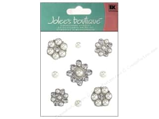 Vacations $3 - $4: Jolee's Boutique Stickers Around The World Pearl and Gem Clusters