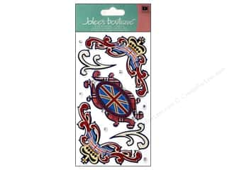 Jolee's Boutique Stickers Large Union Jack Flourishes