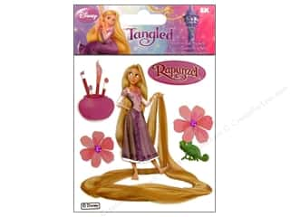 Disney Stickers: EK Disney Sticker Rapunzel
