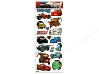 Disney Stickers: EK Disney Sticker Large Cars 2 Mix