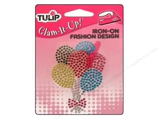 Tulip Iron On Glam It Up Fashion Design Balloon