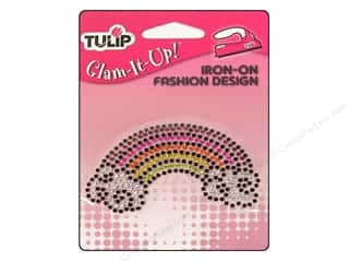 Tulip Iron On Glam It Up Fashion Design Rainbow