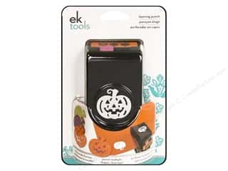 EK Paper Shapers Large Layering Punch Jack O Lantern