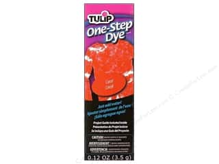 Tulip Sewing & Quilting: Tulip One Step Dye Coral 0.12oz