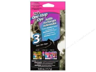 Tulip One Step Dye Powder Refill Black 0.60oz