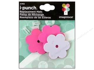 Heat Tools Tools: Imaginisce Tool i-Punch Replacement Mat 3pc