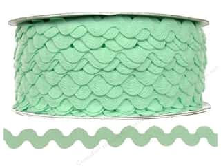 Ric Rac by Cheep Trims  1/2 in. Mint (24 yards)