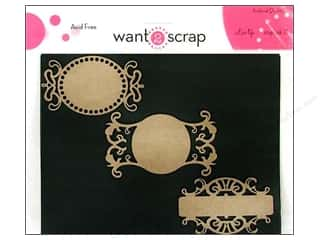 Want2Scrap Nestaboard Spellbinders Fancy Tags 3