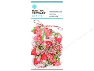 Martha Stewart Embellishment Charms Vintage Girl