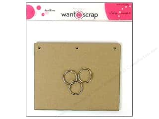 Want2Scrap Album Grand Spellbinders Rectangles