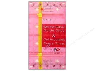 Guidelines 4 Quilting Tools Ruler 6x12