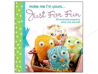 paper craft books: Make Me I'm Yours Just For Fun Book