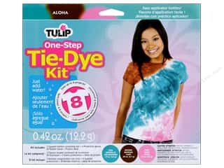 Tulip Dye Kits One Step Tie Dye Aloha