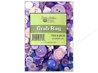 Buttons Galore & More Buttons: Buttons Galore Grab Bag 6 oz. Sugarplum