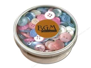 Buttons Galore Haberdashery Button Tin Baby