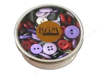 Buttons Galore Haberdashery Button Tin Vintage