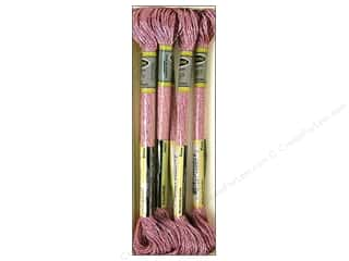 Sullivans Embroidery Floss 8.7yd Mtlc Rose (6 skeins)