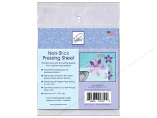 "Quilting Sheets: June Tailor Press Sheet Non Stick 18""x 18"""