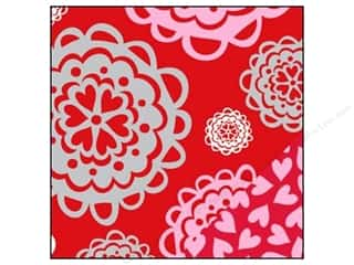 Bazzill Paper 12x12 Love Story Doilies/HeartAttack
