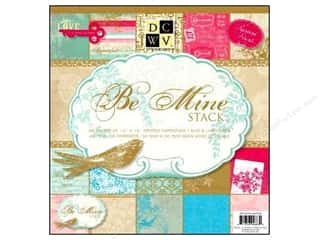 DieCuts 12 x 12 in. Paper Stack Be Mine