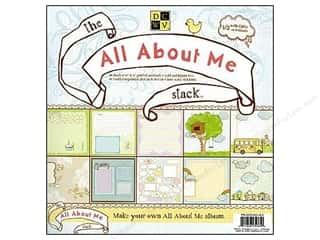 DieCuts 12 x 12 in. Paper Stack All About Me