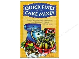 Cookbook Resources LLC Kitchen: Cookbook Resources Quick Fixes With Cake Mixes Book