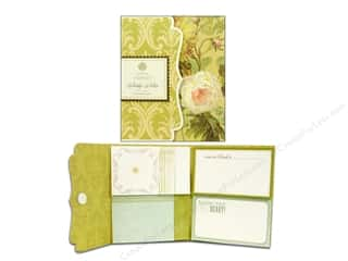 Anna Griffin Notes Sticky Assorted Francesca Flrl