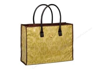 Anna Griffin FA Tote Bag Francesca Dmsk Ivry Green