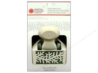 Martha Stewart Deep Double Edger Punch Pine Needle Trim