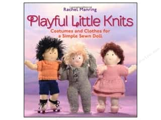Weekly Specials Pellon Easy-Knit Batting & Seam Tape: Playful Little Knits Book