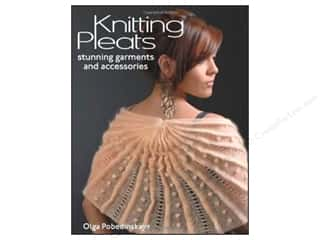 Books $3-$5 Clearance: Knitting Pleats Book