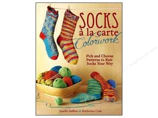 Socks A La Carte Book