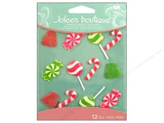 Jolee&#39;s Boutique Cabochons Holiday Candies