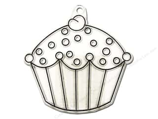 Kelly's Suncatchers: Kelly's Suncatchers Cupcake (3 pieces)