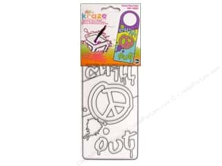 Kelly's Suncatchers: Kelly's Suncatchers Door Hanger Street (3 pieces)