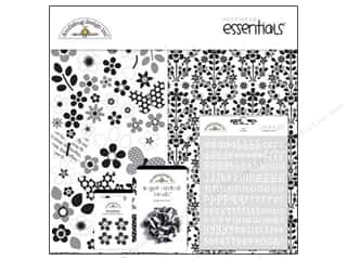 Weekly Specials Collection Kit: Doodlebug Essentials Paper Classic