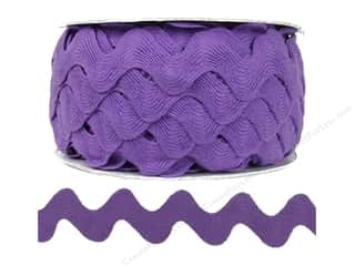 Ric Rac by Cheep Trims  1 in. Lavender