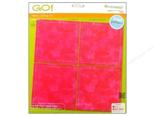 Weekly Specials AccuQuilt: AccuQuilt Go! Die Square 4 1/2 in. Multiples