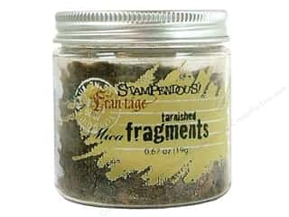 Stampendous Fran-Tage Mica Fragments Tarnished
