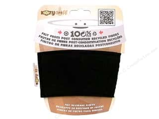 CPE Kozy Cuff Beverage Sleeve Black