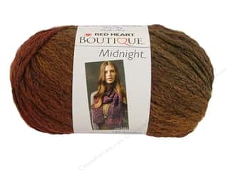 ombre yarn: C&C Red Heart Boutique Midnight 2.5oz HarvestMoon