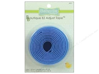 Babyville EZ Adjust Tape 1.5&quot; Blue
